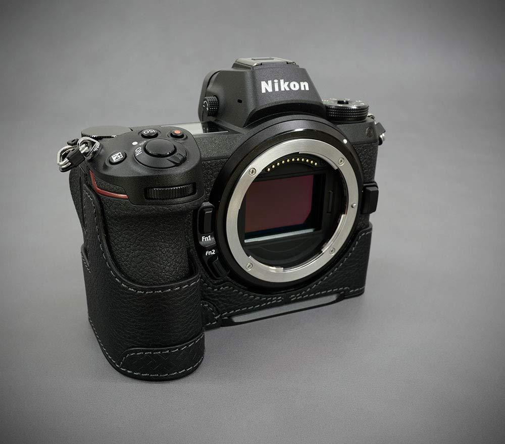 Nikon Z6 Half Leather Case