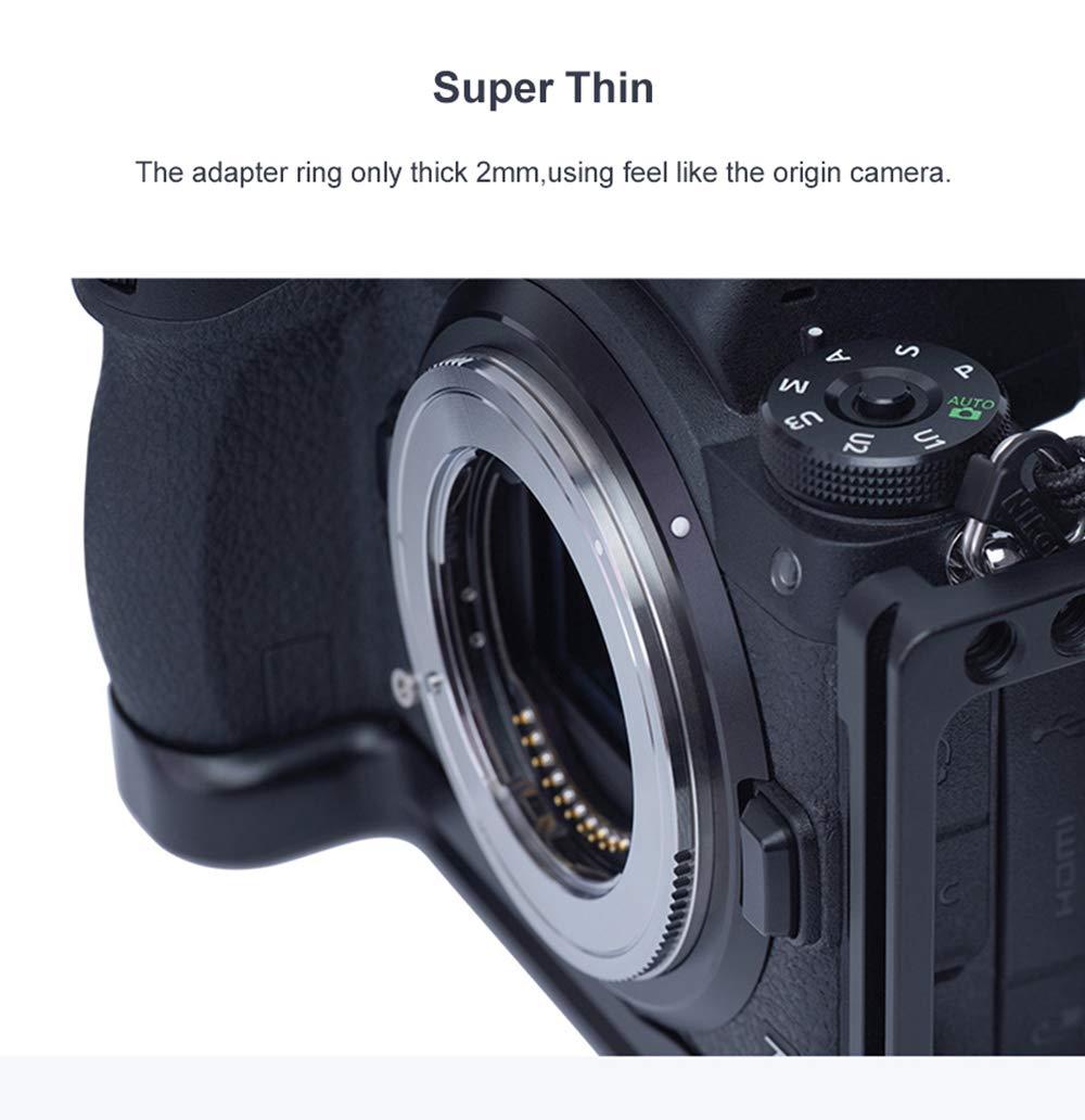 Sony EF to Nikon Z Adapter