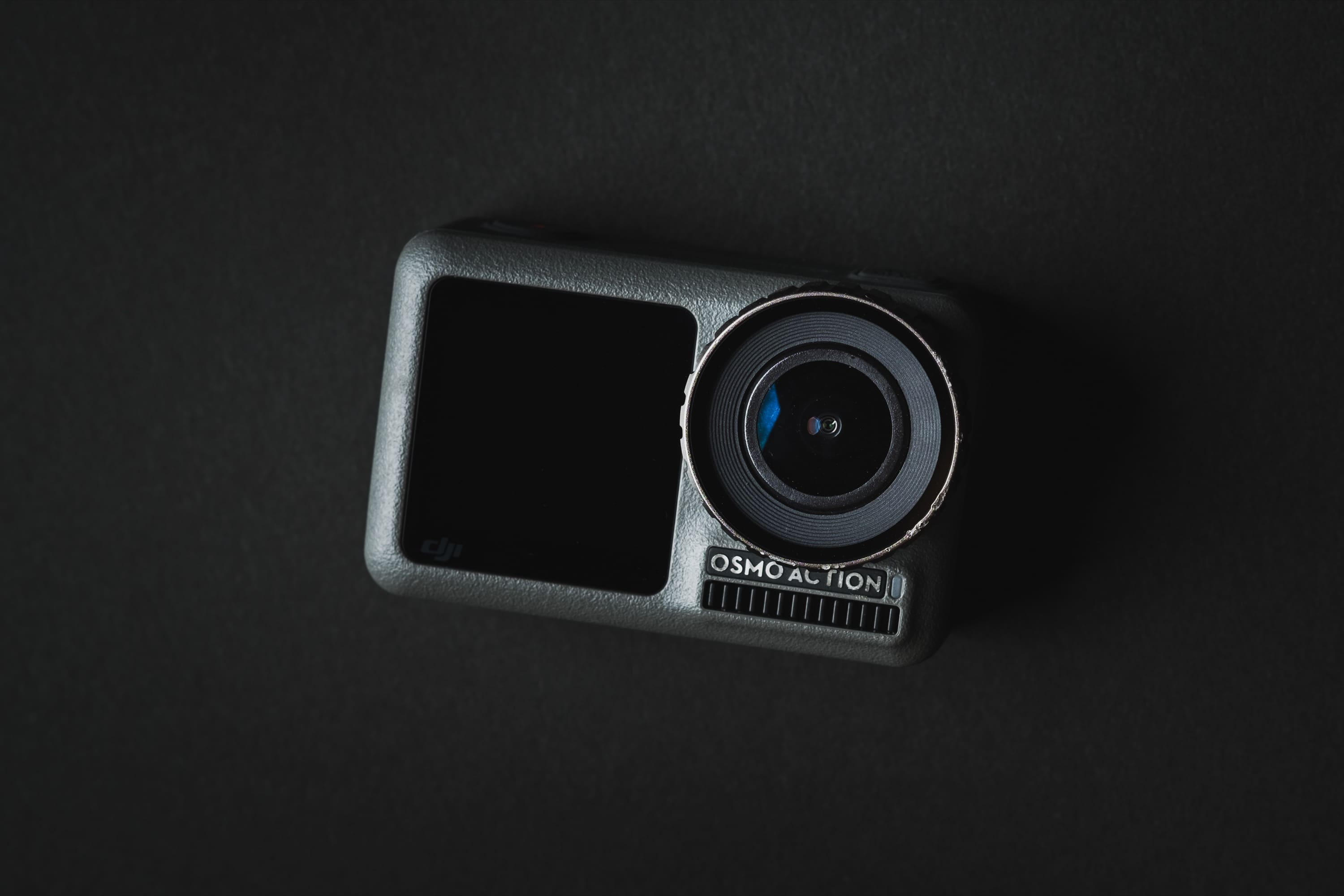 Best Memory Cards DJI Osmo Action