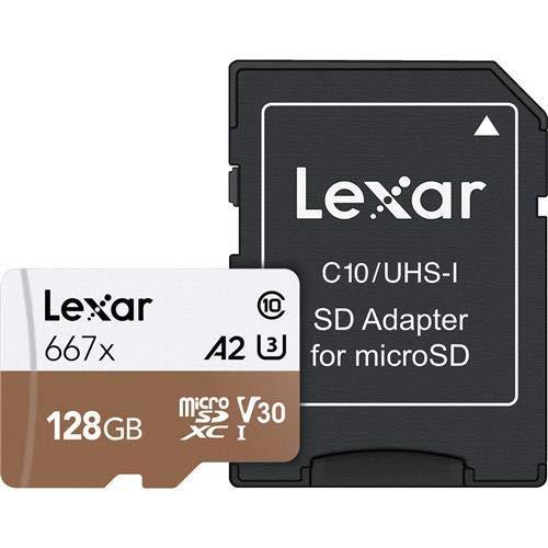 Lexar 667X A2 Micro SD Card GoPro Hero 8