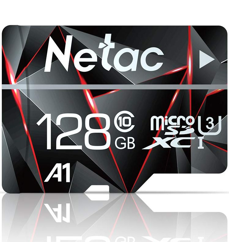 Netac A1 Micro SD Card GoPro Hero8