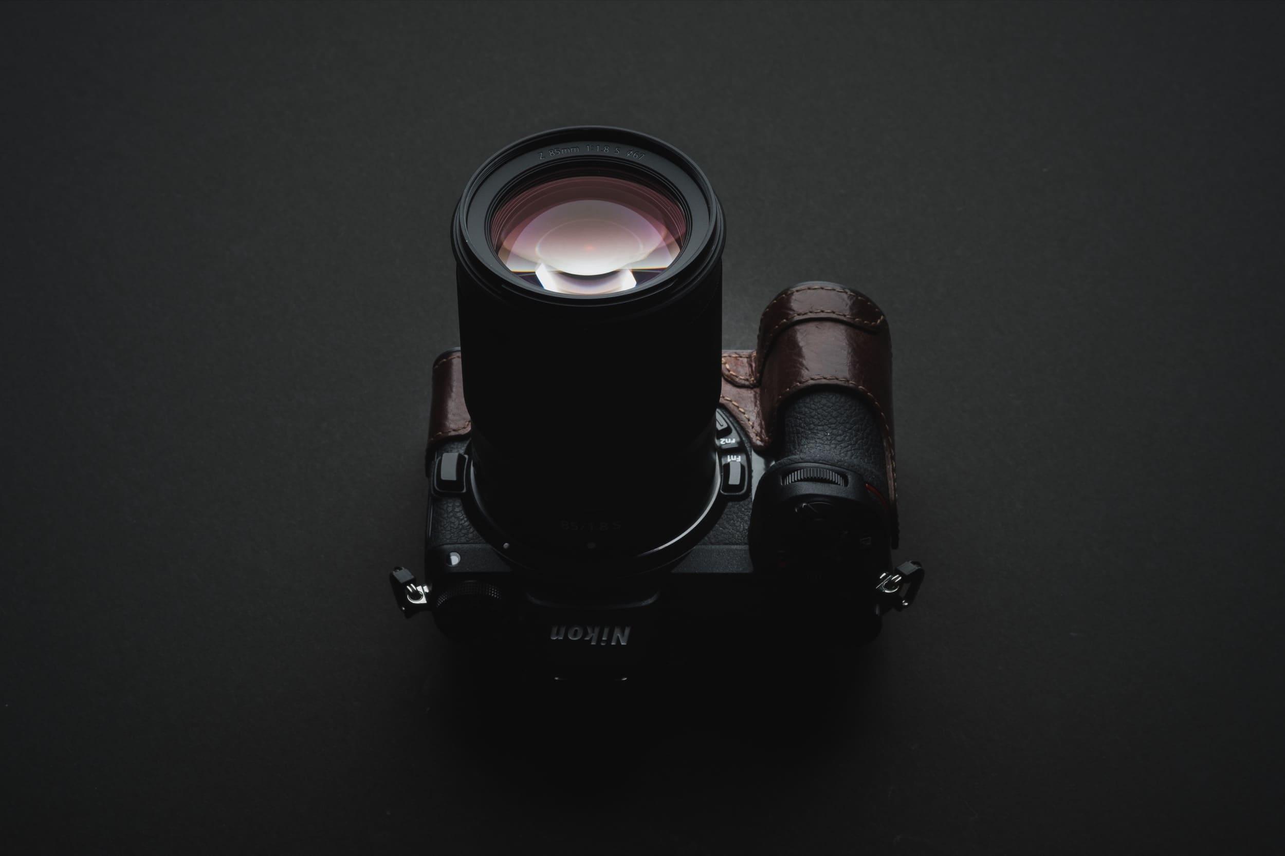 Nikon Z 85mm f1.8 on the Z6