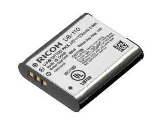 Ricoh GR III Battery