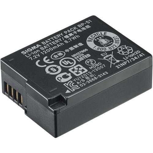 Batteries Sigma fp