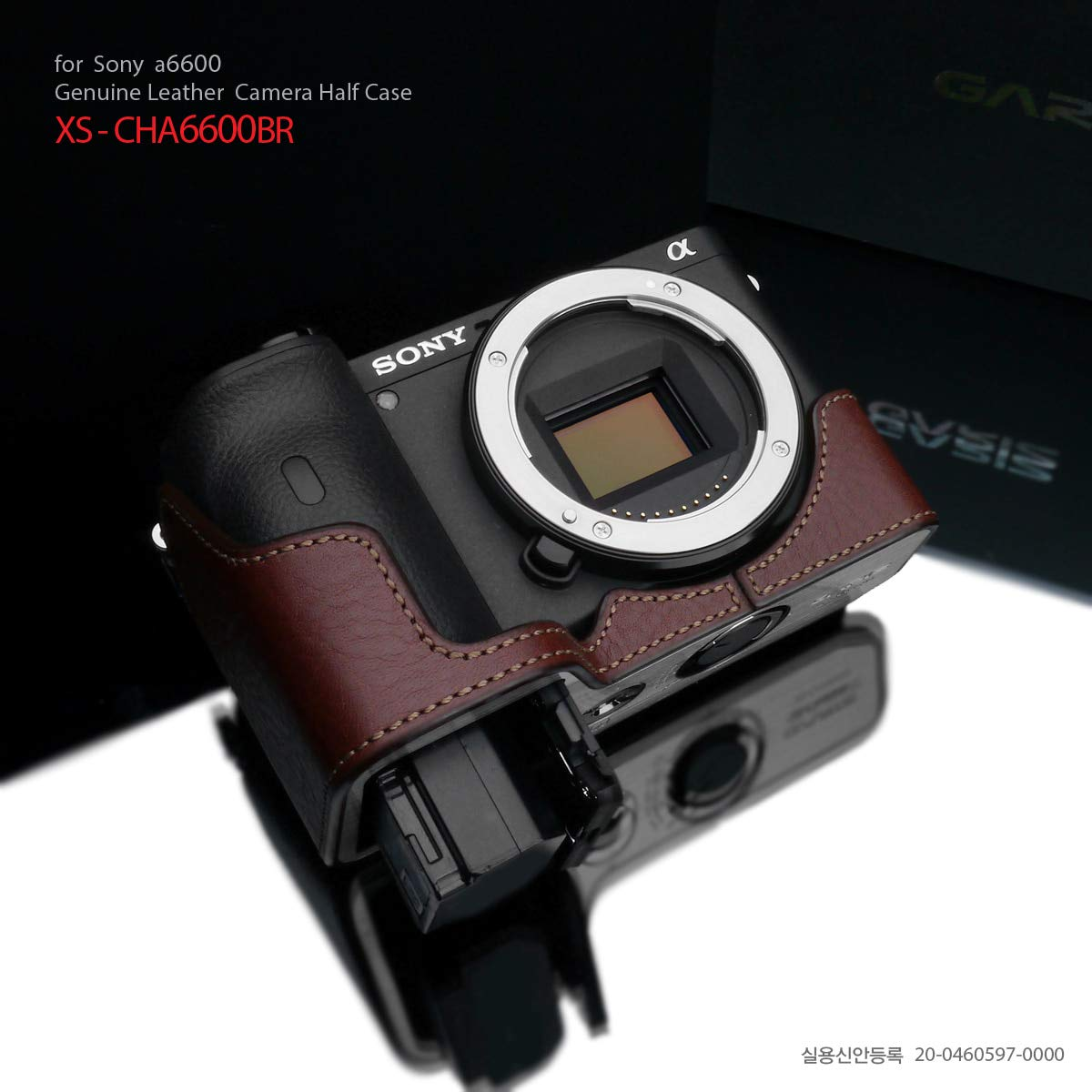 Gariz Leather Case A6600