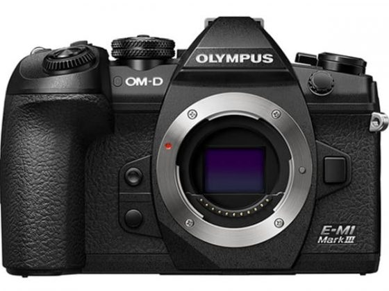 Olympus E-M1 Mark III Best Memory Cards