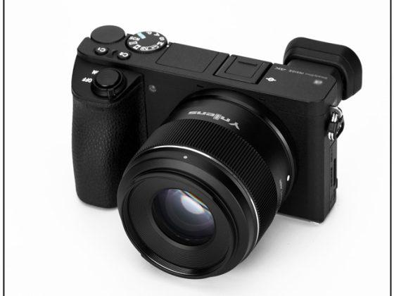 New Yongnuo Lens Sony APS-C