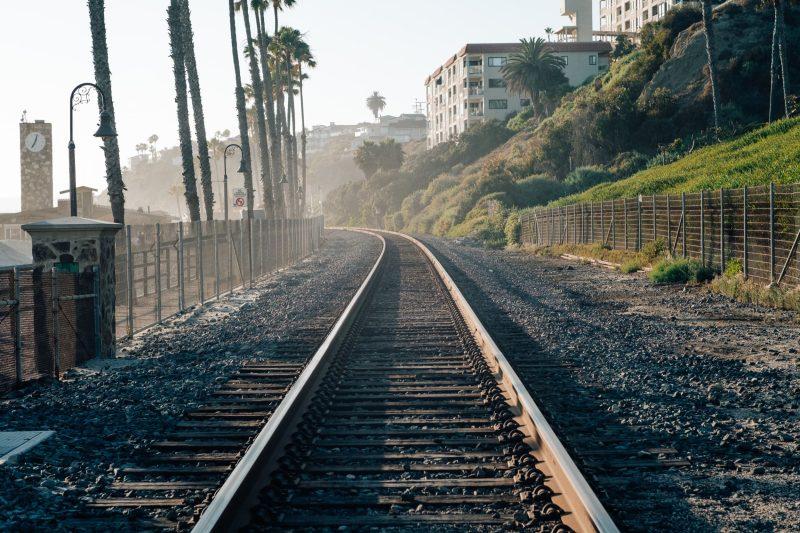 Sample Image Railroad Tracks