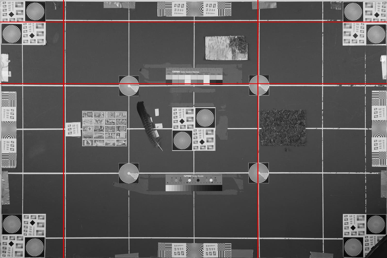 Pergear 50mm f1.8 Distortion