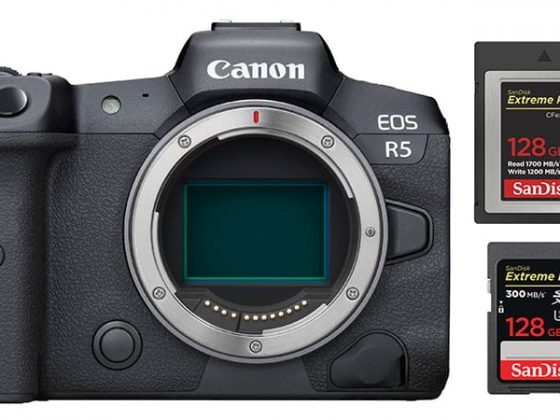 Best Memory Cards Canon R5