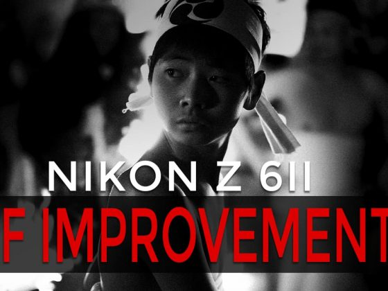Nikon Z 6II AF Improvements